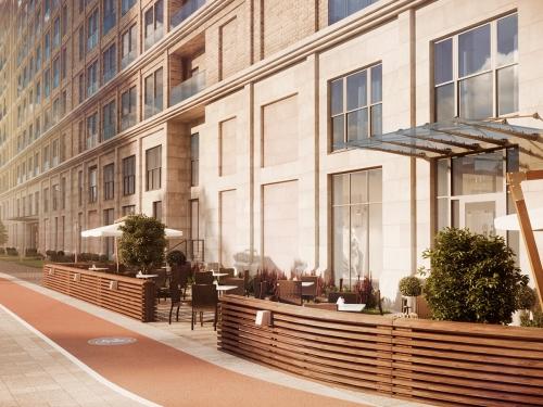 ЖК Лофт-квартал Docklands