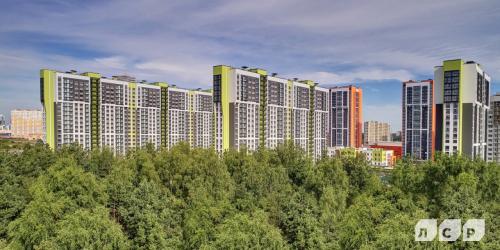 ЖК Шуваловский