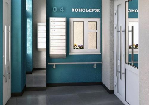 ЖК Малая Охта