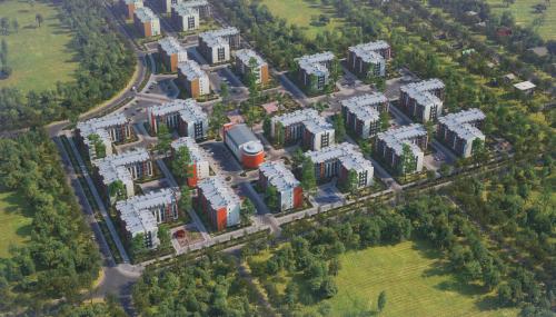 UP-квартал Пушкинский