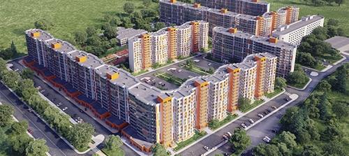 UP-квартал Светлановский