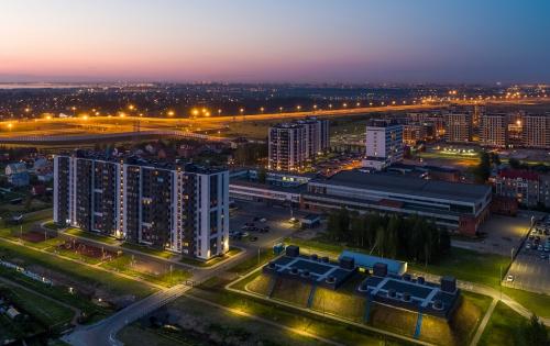 ЖК Новоселье: городские кварталы