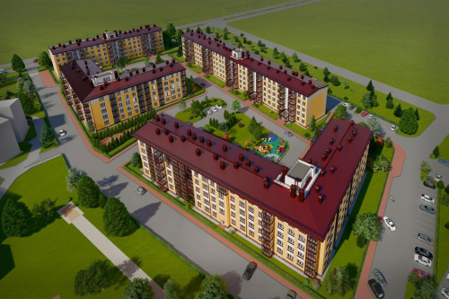 ЖК Образцовый квартал 6