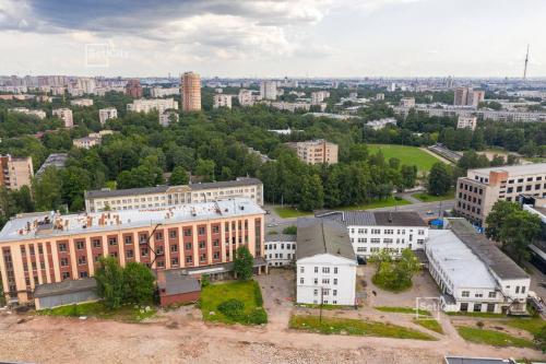 Панорама парк Сосновка