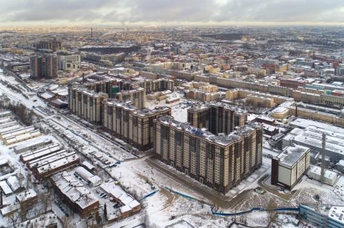 ЖК Московские ворота
