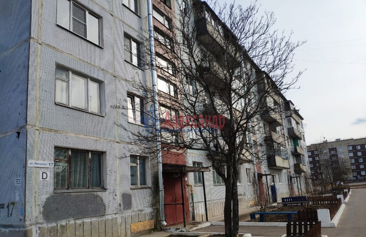Леншоссе ул., д.17, Приозерский р-н