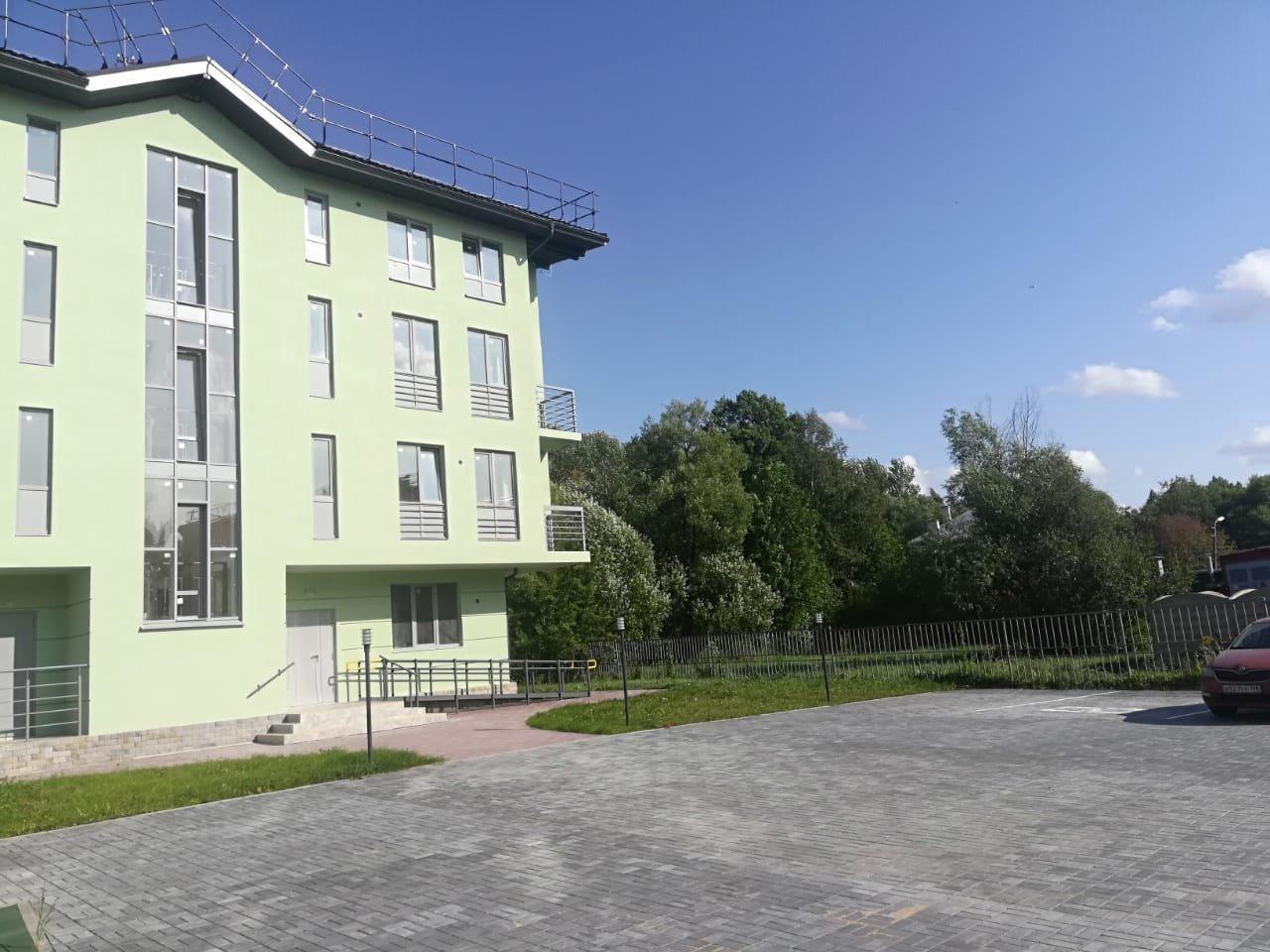 Аврова ул., д.41, Петродворцовый р-н