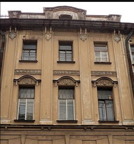 Мичуринская ул., д.12, Петроградский р-н
