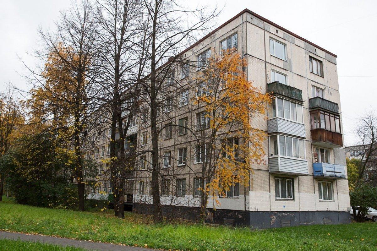 Бухарестская ул., д.66, Фрунзенский р-н