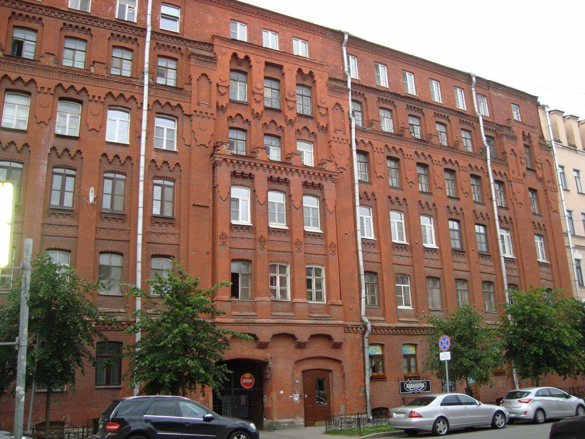 Кавалергардская ул., д.20, Центральный р-н