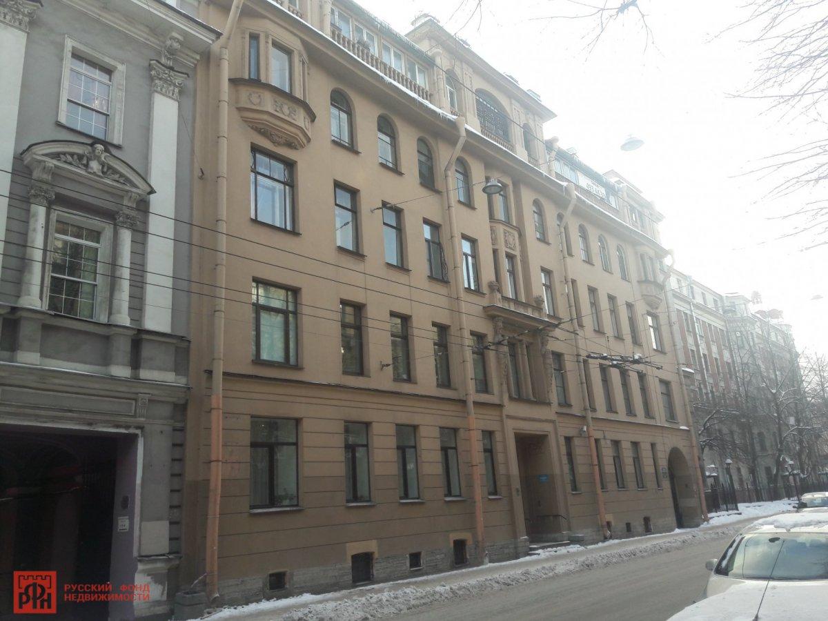 Большая Пушкарская ул., д.39, Петроградский р-н