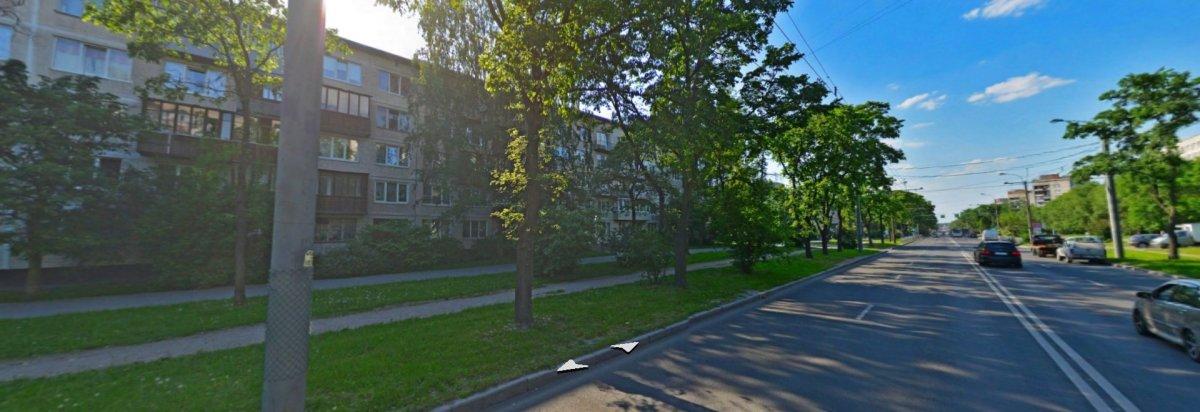 Будапештская ул., д.29, к.1, Фрунзенский р-н