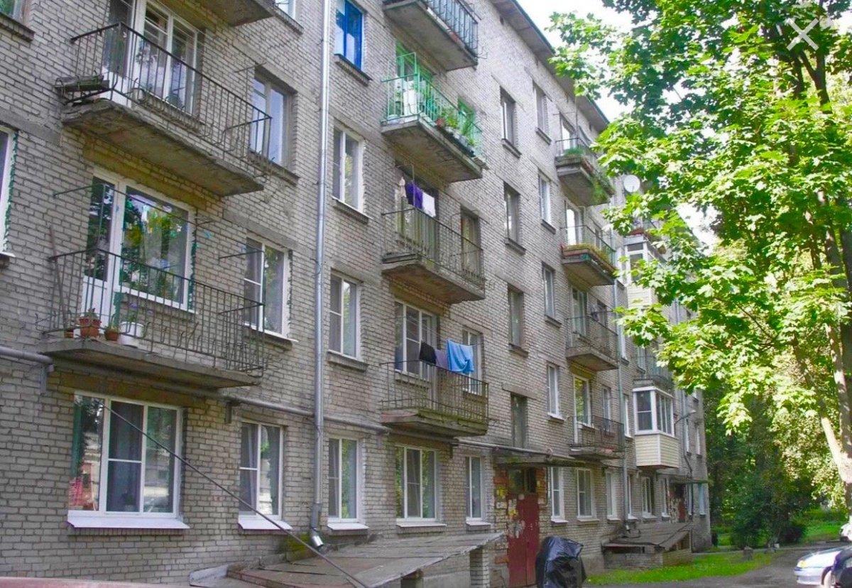 1 Мая ул., д.18, Кировский р-н