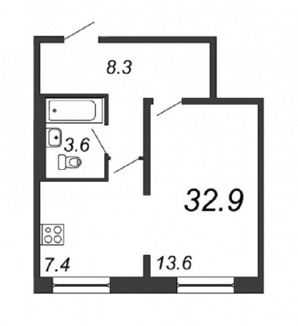 Одоевского ул., д.21, к.1, Василеостровский р-н