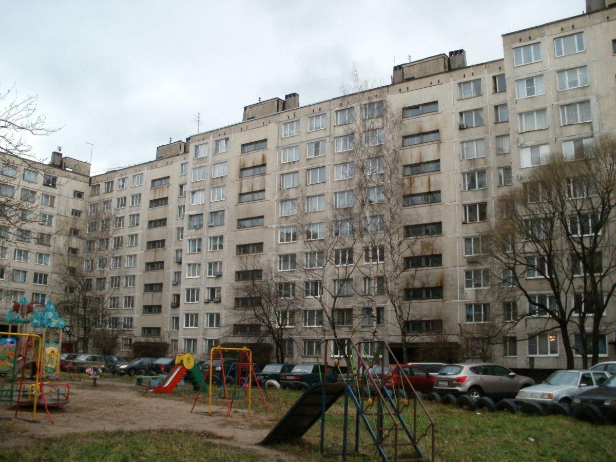 Будапештская ул., д.9, к.1, Фрунзенский р-н