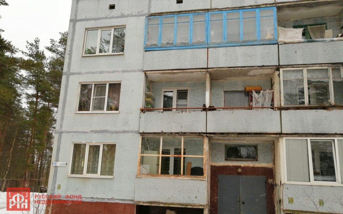 Боровая ул., д.10, Киришский р-н