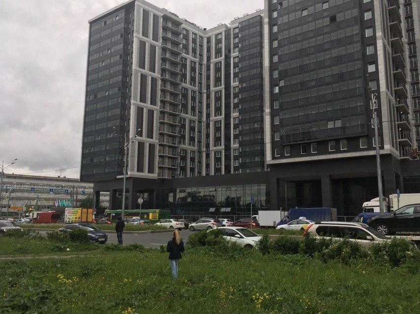 Салова ул., д.61, Фрунзенский р-н