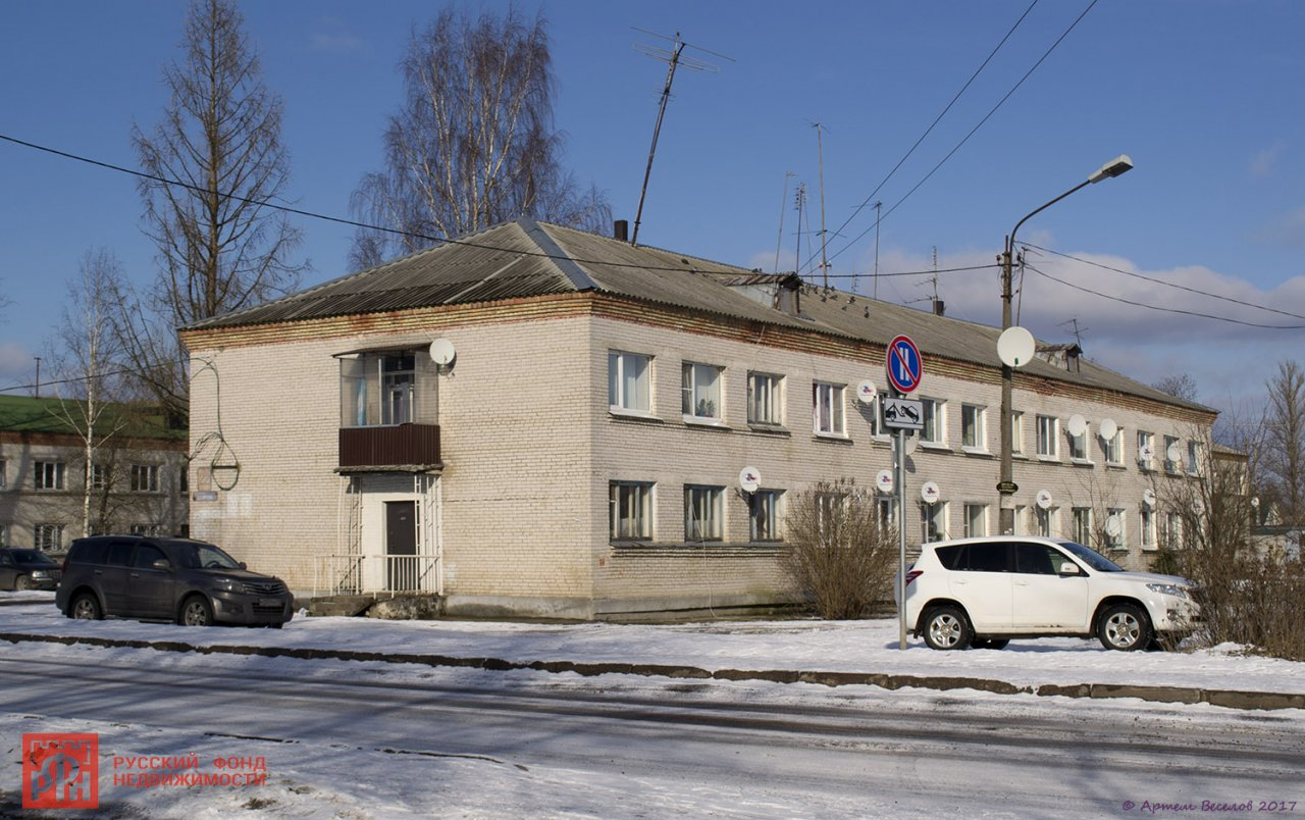 Боярова ул., д.22, Тосненский р-н