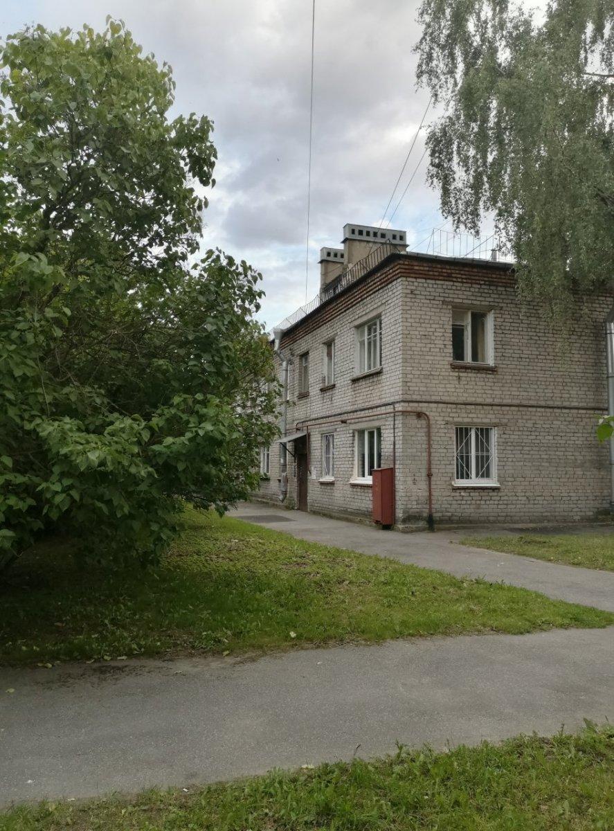 Флотская ул., д.1, Кронштадтский р-н