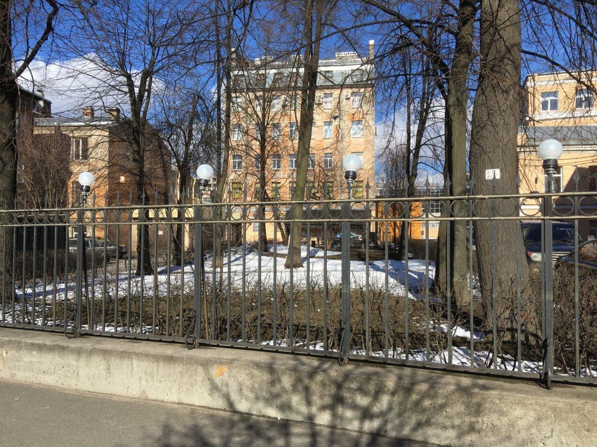 Звенигородская ул., д.30, Центральный р-н