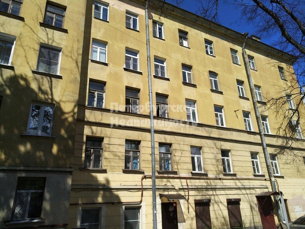 Саблинская ул., д.3, Петроградский р-н