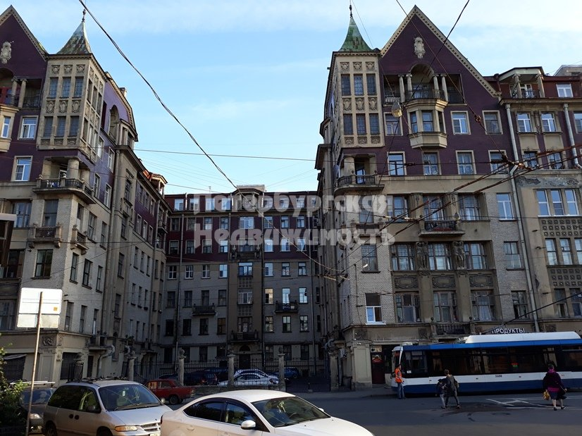 Старорусская ул., д.5, к.3, Центральный р-н