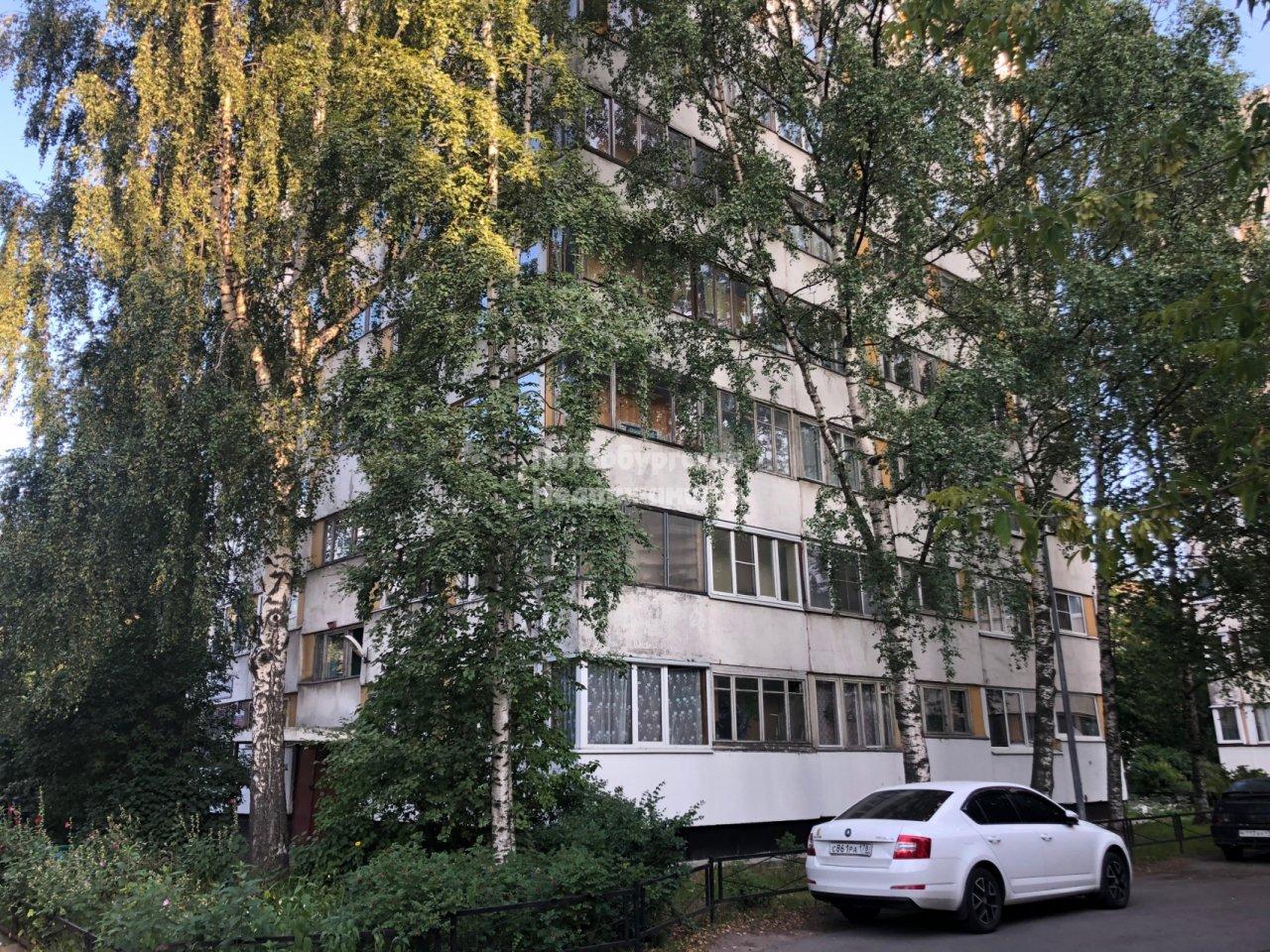 Аэродромная ул., д.5, к.1, Приморский р-н