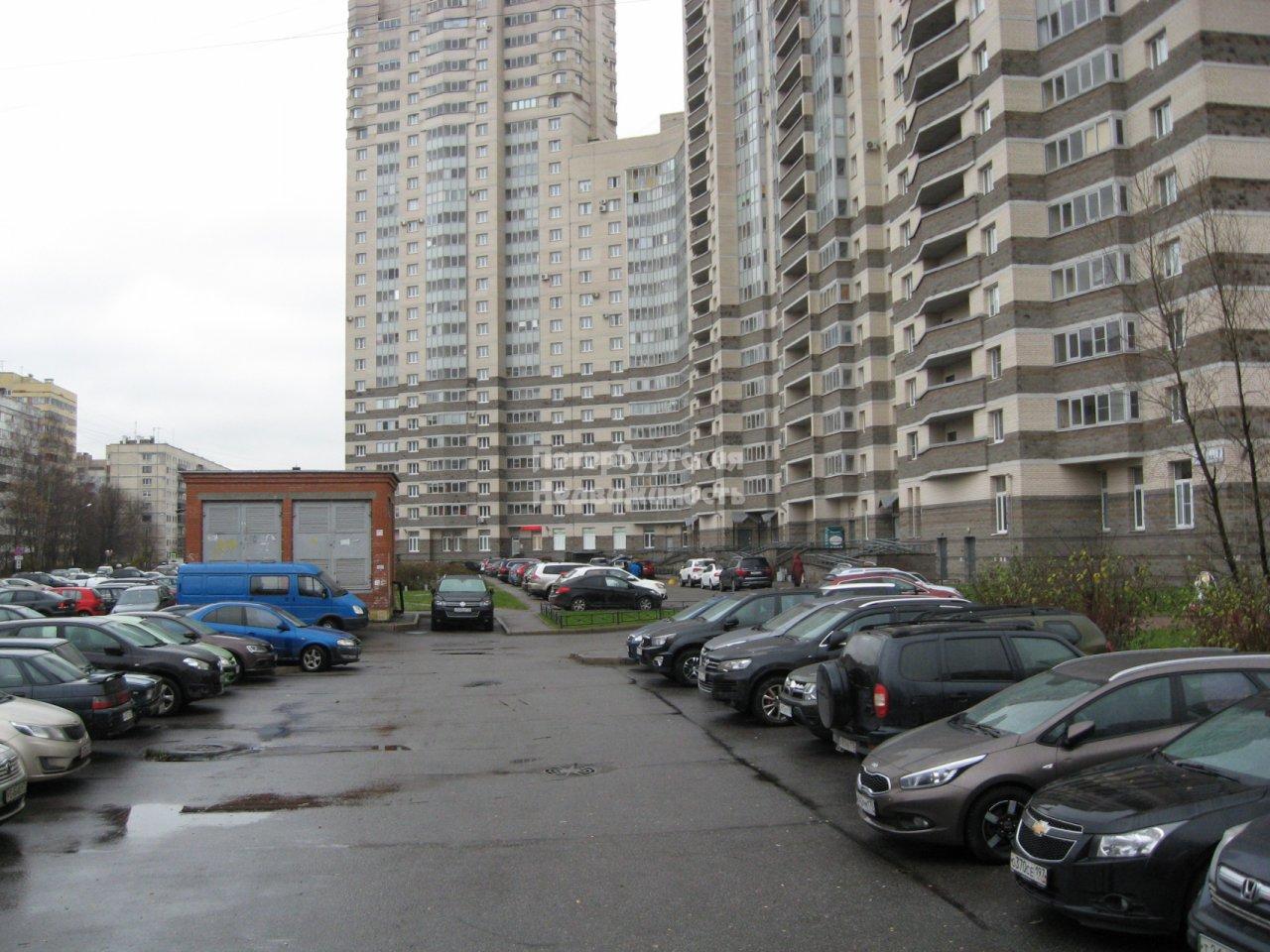 Брянцева ул., д.7, к.1, Калининский р-н